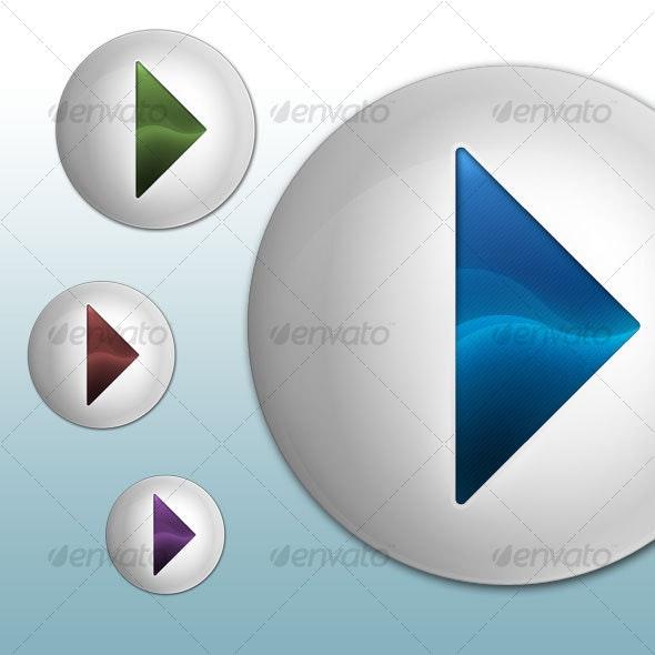 Play Icon - Media Icons