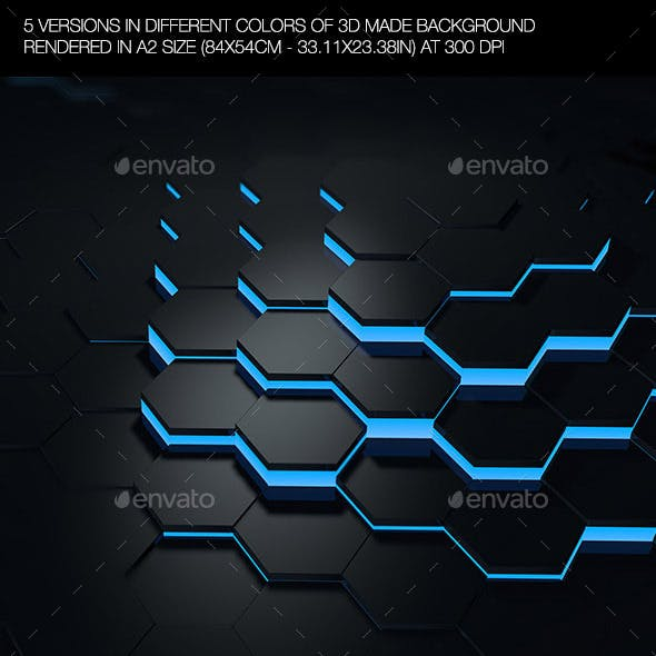 Futuristic Sci-FI Background