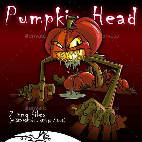 Pumpkin Head