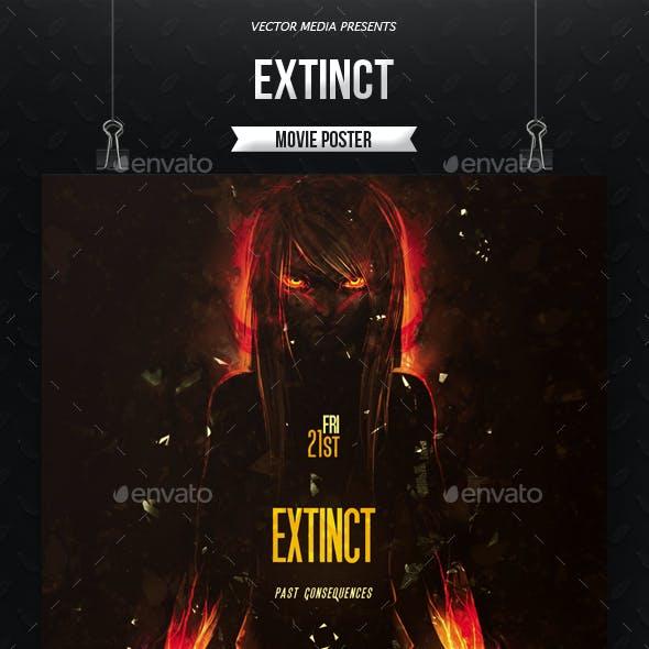 Extinct - Movie Poster