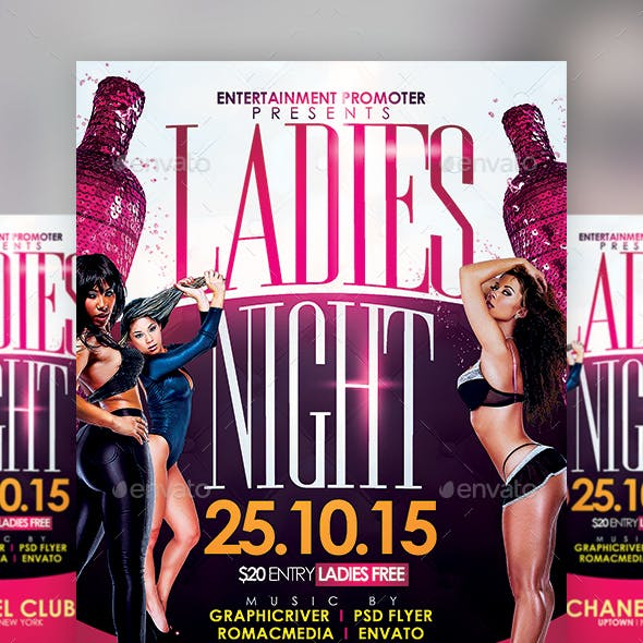 Ladies Night Out Party