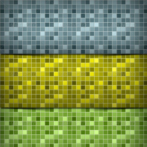 Mozaic Textures 1.0
