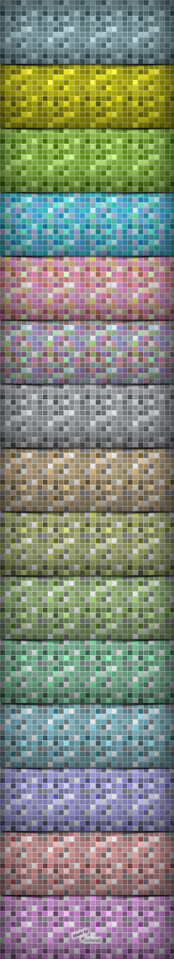 Mozaic Textures 1.0 - Art Textures