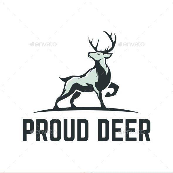 Proud Deer