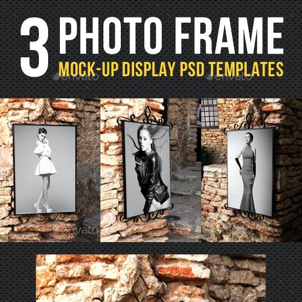 Photo Frame Mock-Up V02