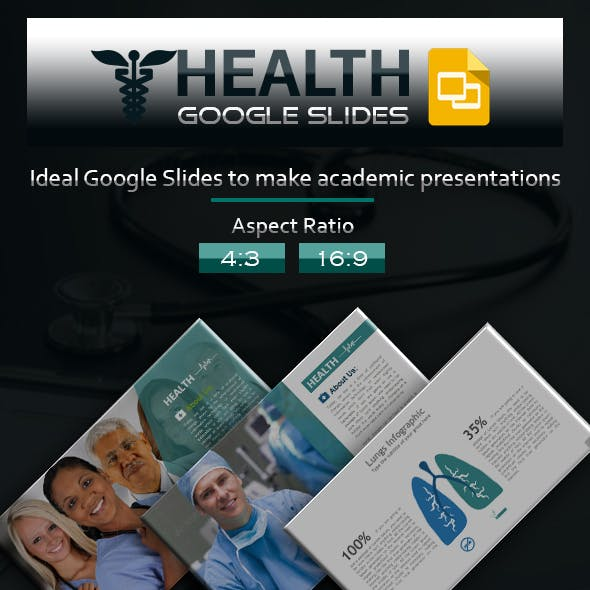 Health Google Slides Template