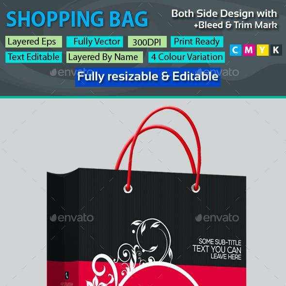 Maxideal Shopping Bag