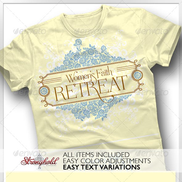 Women's Retreat T-Shirt