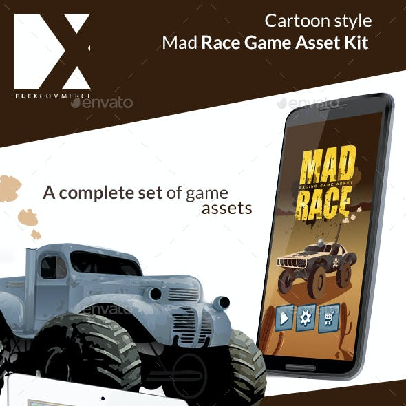 MadRace - Game Kit