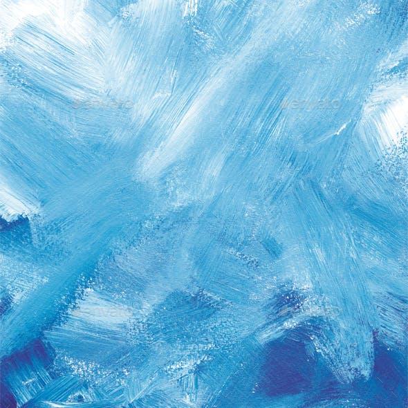 3 brush strokes textures
