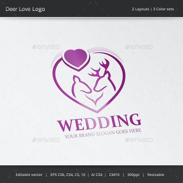 Deer Love Logo
