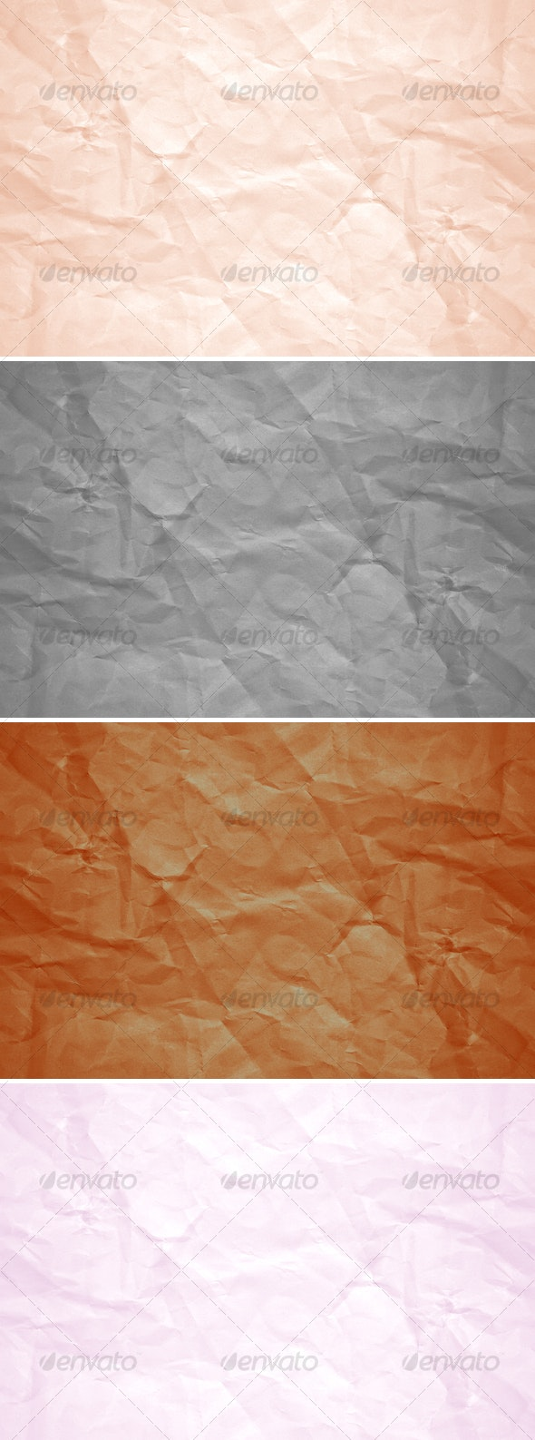 Wrinkled Paper Texture - Paper Textures