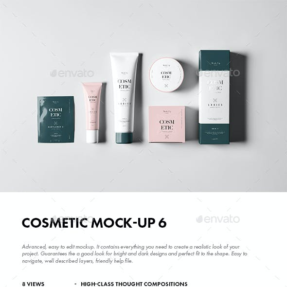 Cosmetic Mock-up 6