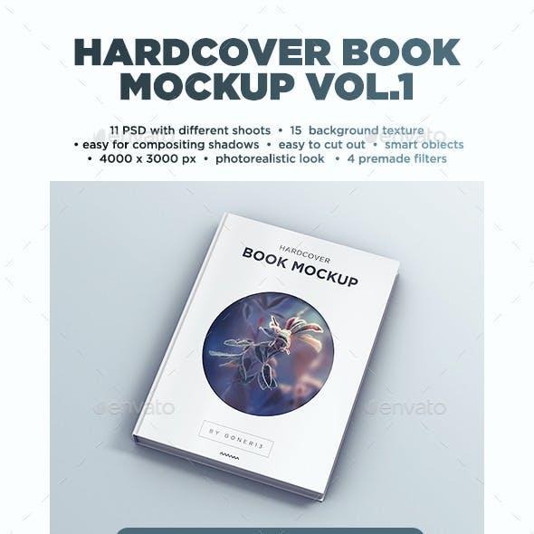 Book MockUp vol.1