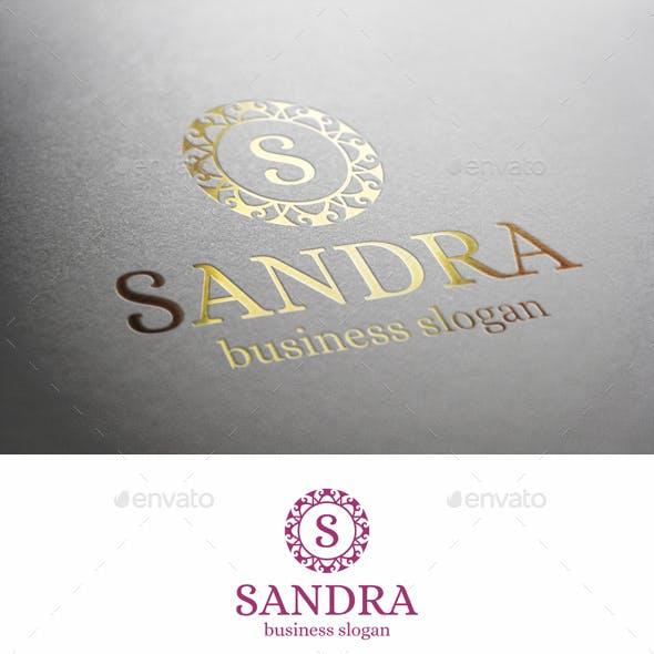 Boutique Badge Logo Emblem - Sandra