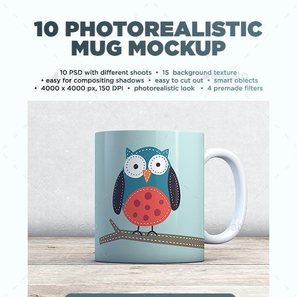 Mug MockUp vol.2
