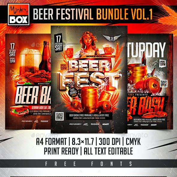 Beer Festival Bundle Vol.1