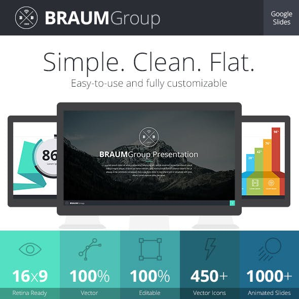 Braum Google slides Presentation Template