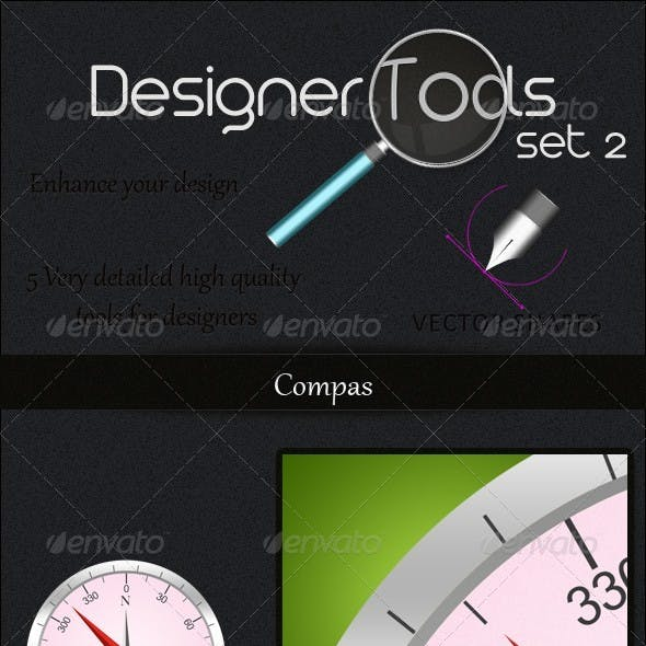 Designer Tools Set-2