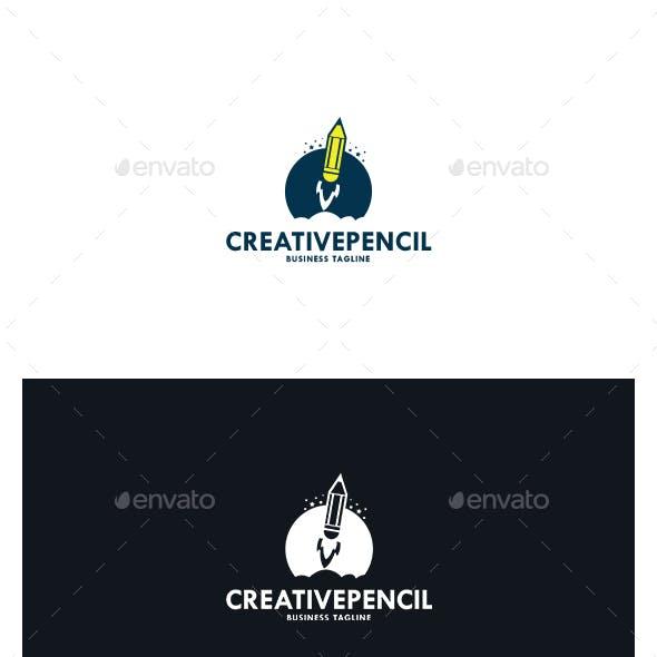 Creative Pencil Logo
