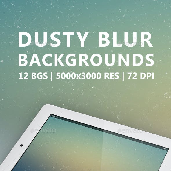 Dusty Blur Backgrounds