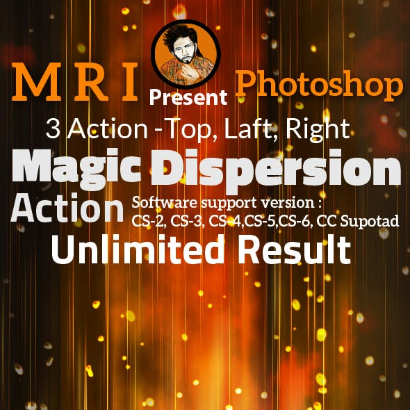 Magic Dispersion Action