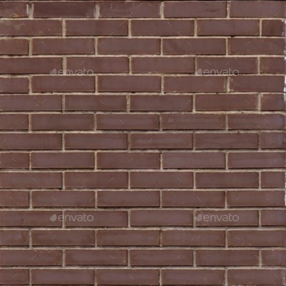 Brown Brick Wall. Brown Brick Walls. Uniform