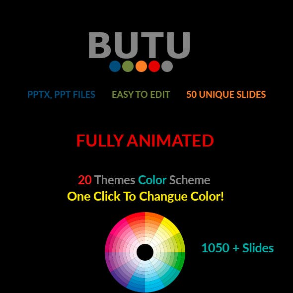 Butu V.3 Powerpoint Presentation