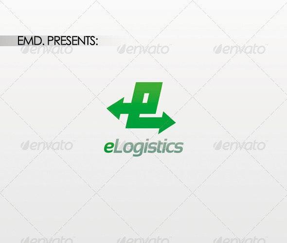 Logistics Logo - Symbols Logo Templates