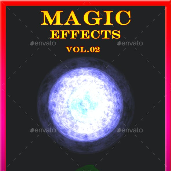 Magic Effects Vol.02