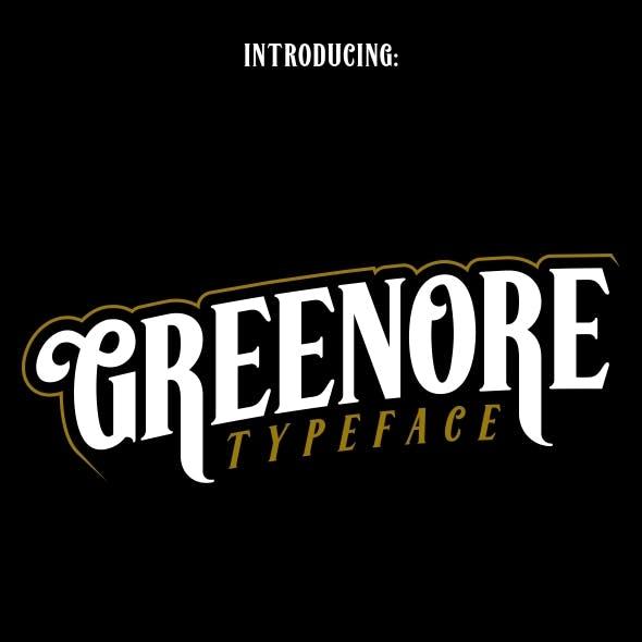 Greenore Typeface