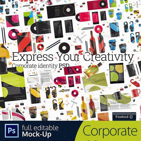 3D Corporate +3 0 Elements