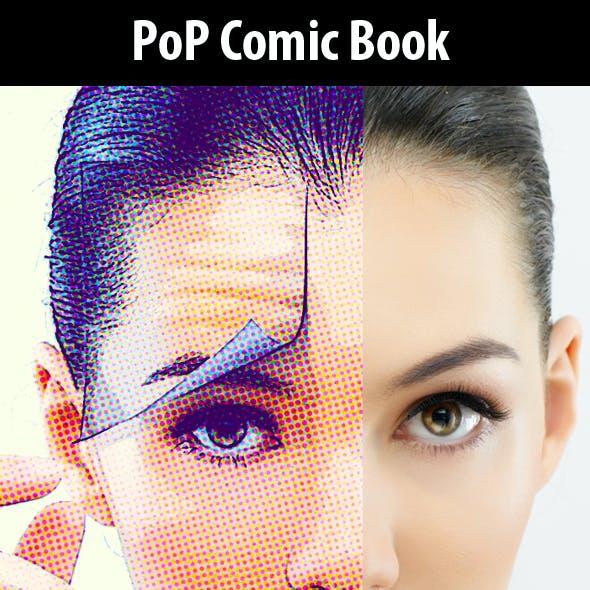 PoP Comic Book