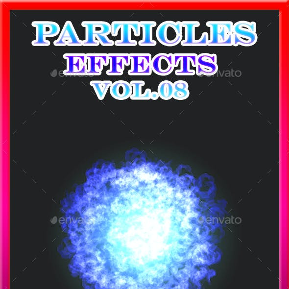 Particles Effects Vol.08