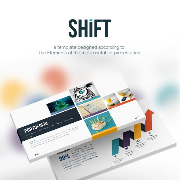 SHIFT - Multipurpose Powerpoint Template