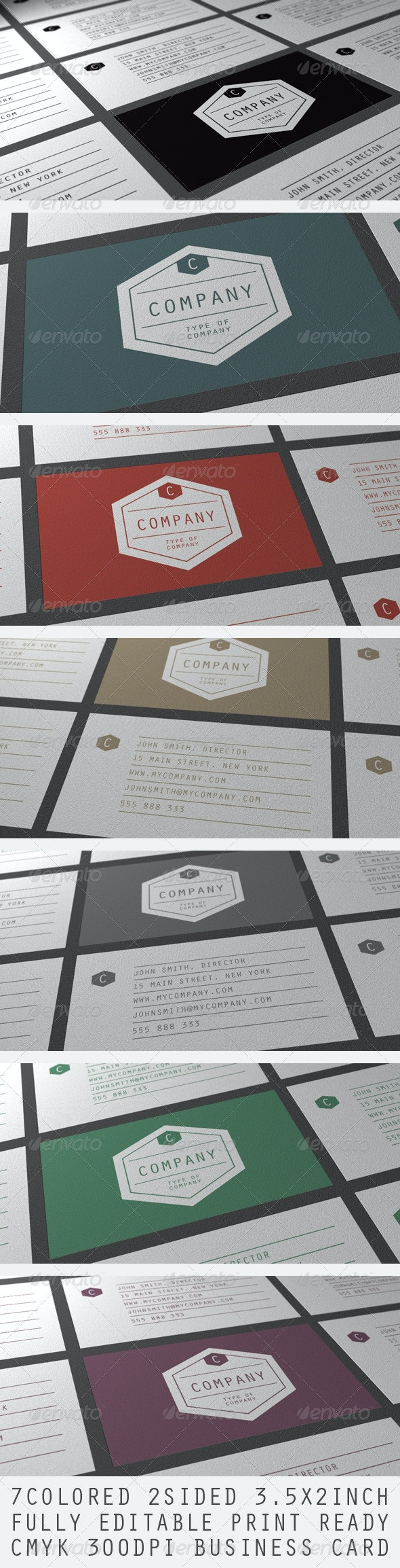 OLD BUSINESS CARD - Retro/Vintage Business Cards