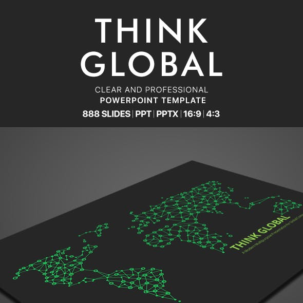 Think Global PowerPoint Presentation
