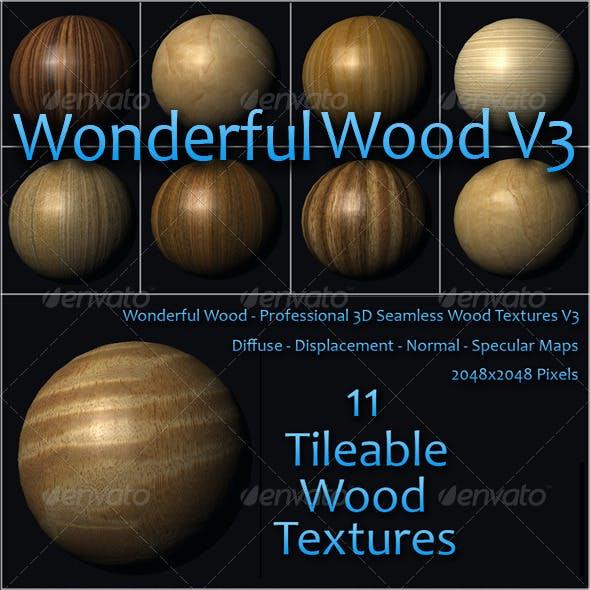 Wonderful Wood Volume Three