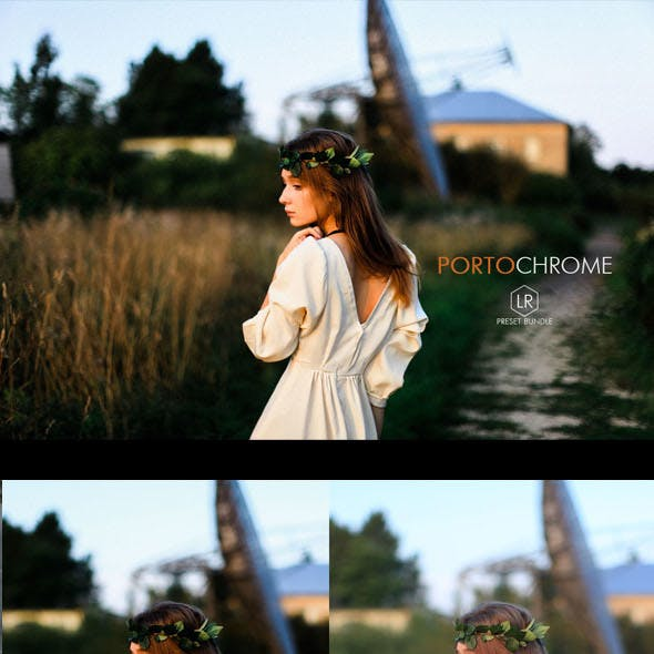 Portochrome Lightroom Preset