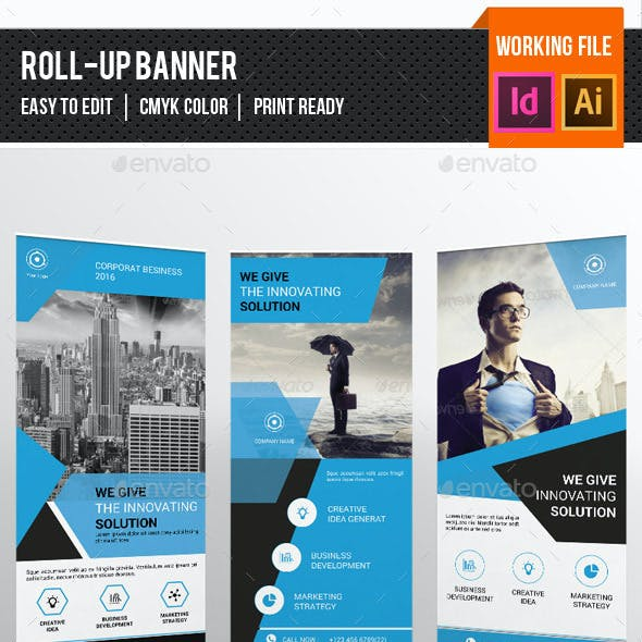 Corporate Roll up Banner-V02