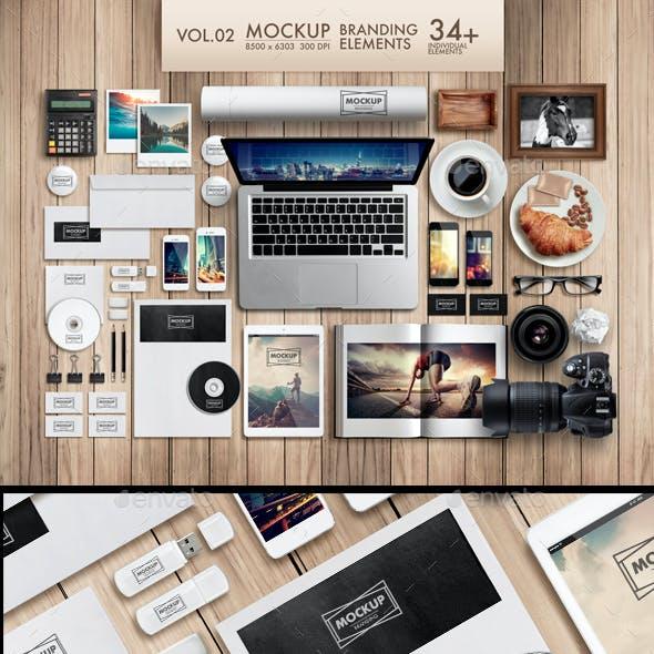 Branding Elements Vol 02