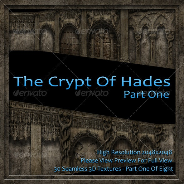 The Crypt Of Hades - Part One Of Eight - Miscellaneous Textures