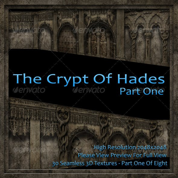 The Crypt Of Hades - Part One Of Eight