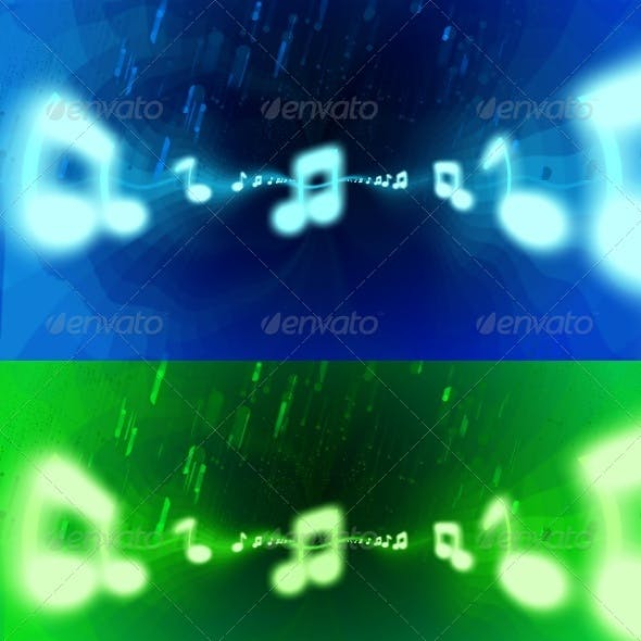 Music Melody 6x Pack