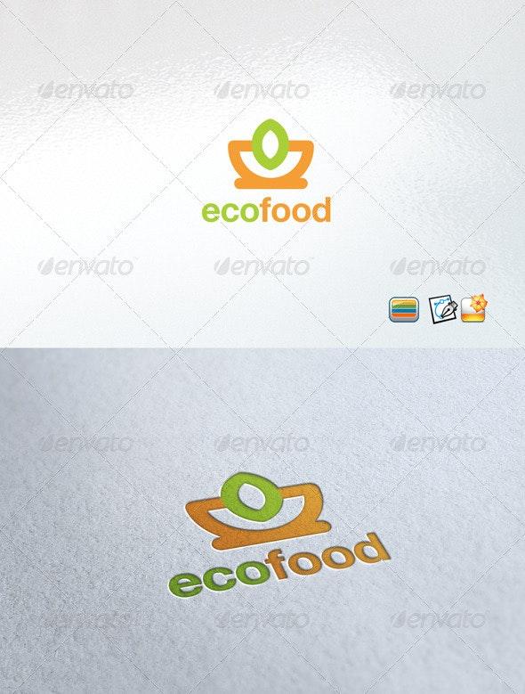 ecofood - Nature Logo Templates