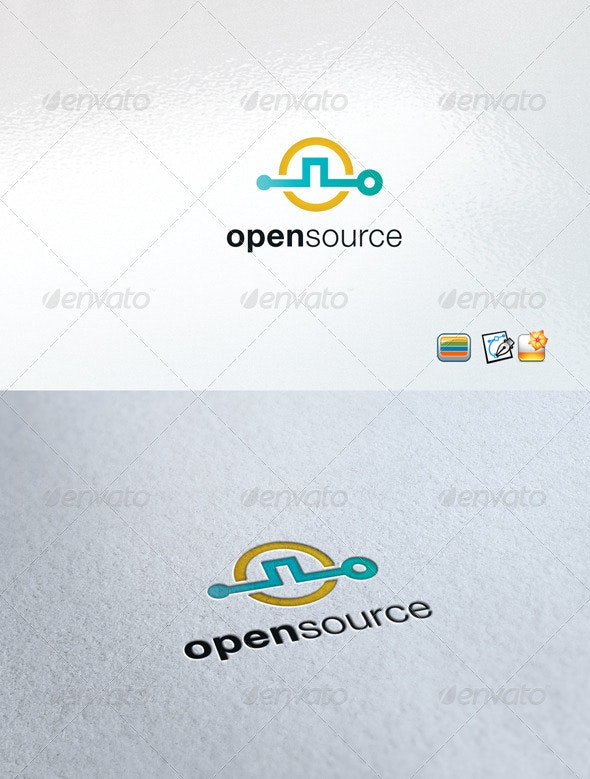 Opensource - Objects Logo Templates