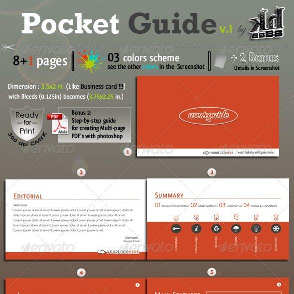 Pocket Guide V1