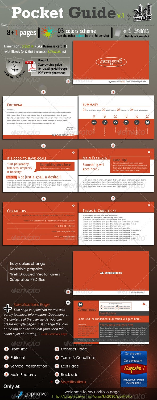 Pocket Guide V1 - Corporate Brochures