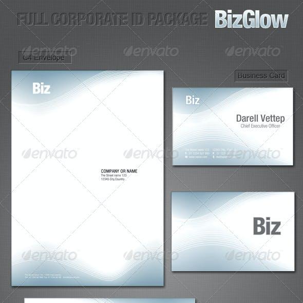 FULL CORPORATE ID PACKAGE - BIZGLOW