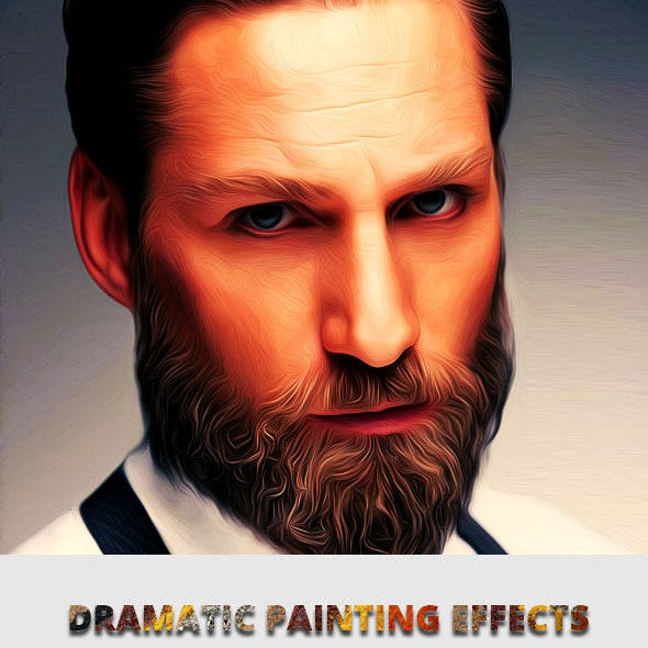 Dramatic Painting Effects